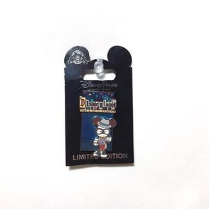 Limited Edition Micky Pin